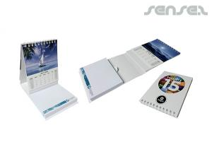 Compact Calendar Combo and Sticky Notes