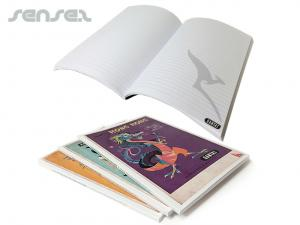 Full Colour Notebooks (A6 - 50 pages)