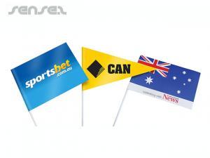 Handwaver Paper Flags