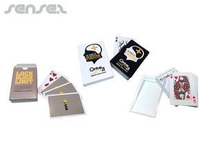 Brücke Spielkarten