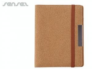 Eco Cork Compendiums (A5)