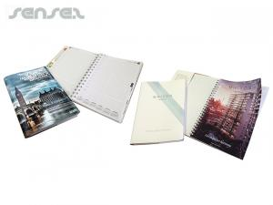 Leather Sleeves and Notebooks A5