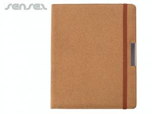 Eco Cork Compendiums (A4)