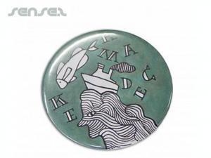 Button badges (Round)