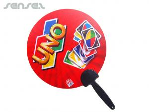 Cheap Full Colour Handheld Fans
