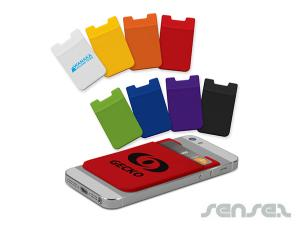 Spandex Phone Wallets