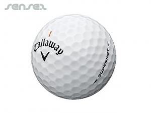 Golfbälle - Callaway Superhot 55