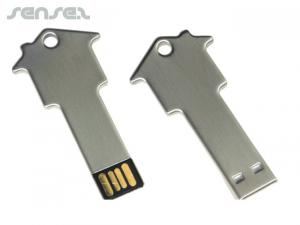 House Shaped USB stick (2GB)