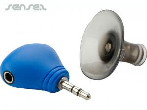 Telefon stand / Kopfhörerteiler