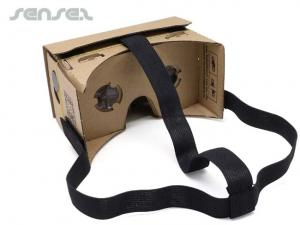 Universal 3D Virtual reality Headsets