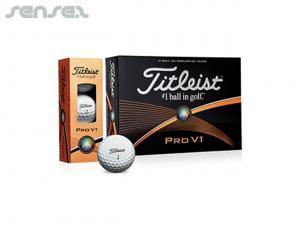 Golfbälle - Titleist ProV1