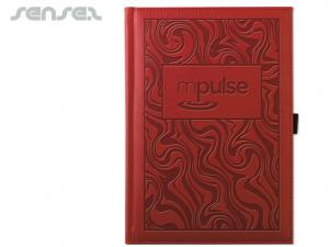 Kunstleder Designer Notebooks