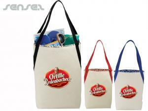 NY Cotton Shopper Bags