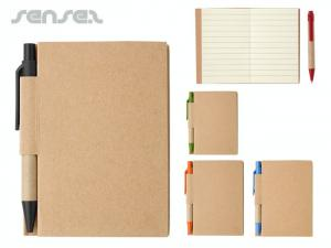 Small Notebooks with Pen