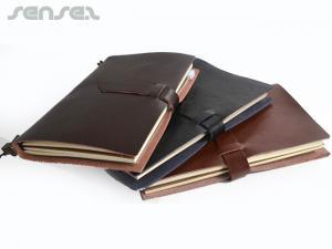 Leder Notebooks (A5)