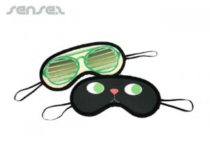 Full Colour Padded Sleeping Masks