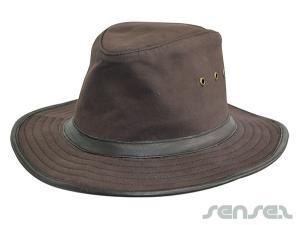 Allweather Oilskin Hats