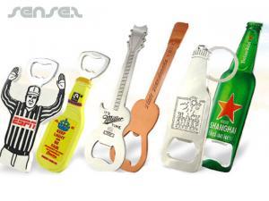 Individuell geformte Flaschenöffner