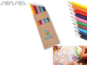 Faver Colouring Pencils (pk10)