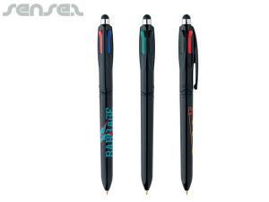 Luxus Vier Farbe Pens
