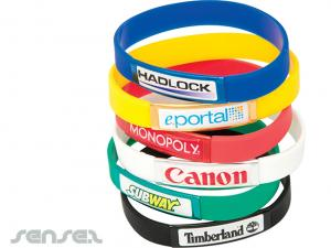 Colourful Wrist Bands