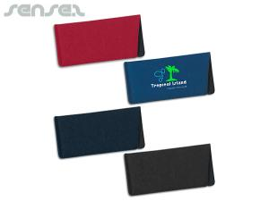 Style Sunglass Pouches