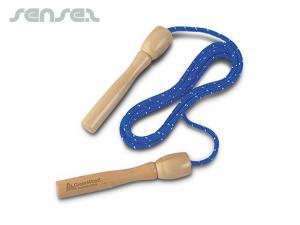 Blue Jump Ropes