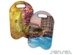 Duplo Full Colour Weinkühltaschen