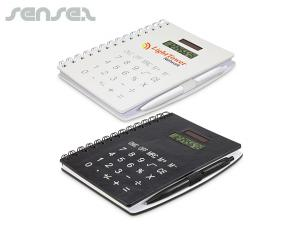 Smart Notebooks with Calculator