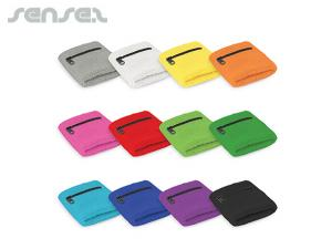 Colourful Wrist Sweat Bands