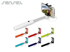 Farbige Selfie Sticks