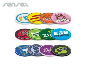Flexible Circle Coasters