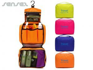 Kosmetische Reisetaschen