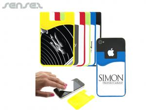 Full Colour Smart Silicone Wallets
