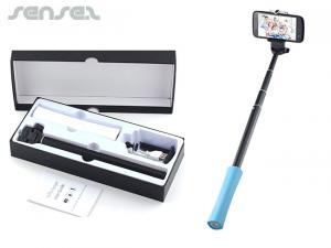 Powerbank mit Fackel Selfie Sticks