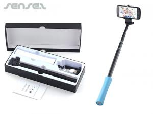 Powerbank with Torch Selfie Sticks