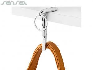 Hooky Metall-Schlüsselanhänger