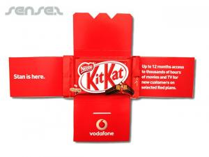 Kit Kat in Printed Cases