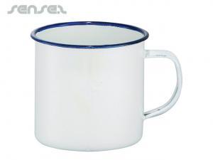 Abuela Metal Mugs
