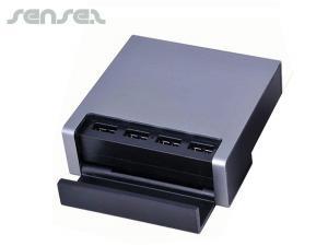 ボックスUSBスマート充電器