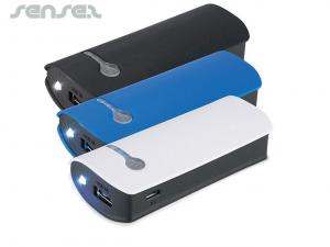 Ergonomic Power Banks