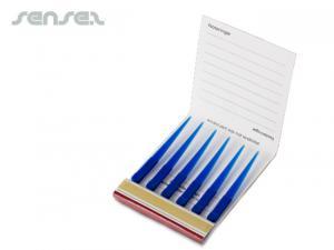 Zahnstocher Booklets