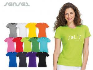 Miranda SOLS Damen T-Shirts