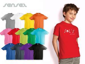 Miranda SOLS Kinder-T-Shirts