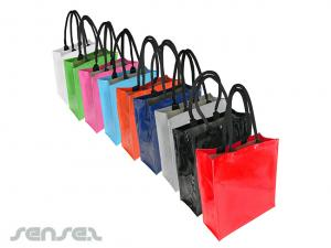 Shiny Tote Bags
