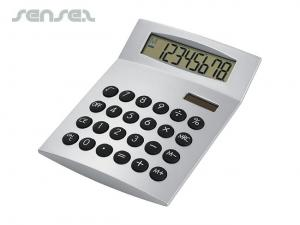 Silver Desk Calculator
