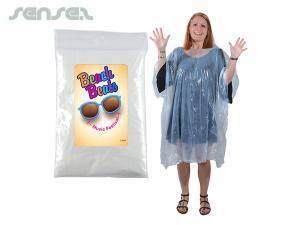 Celaya Poncho In Ziplock Bags