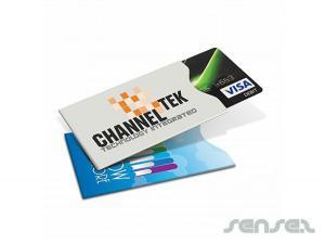 Kreditkartenschutz-Halter