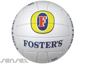 Netballs & Volleyballs