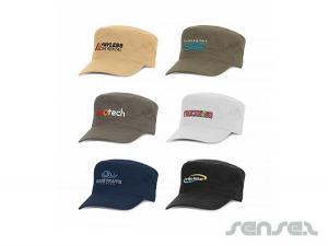 Gore Military Caps